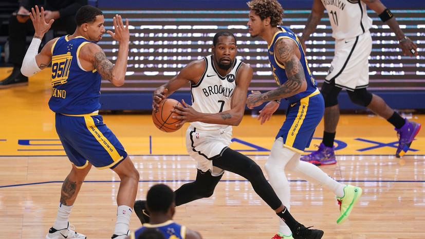 Дюрант не сыграет в Матче звёзд НБА