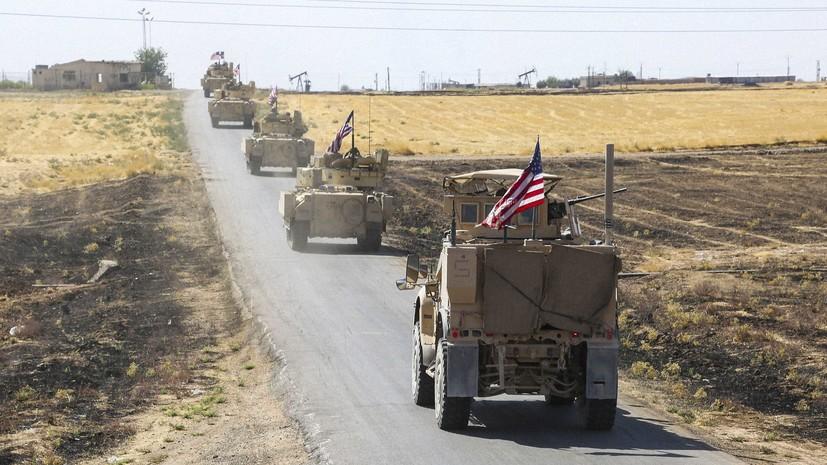 Госсекретарь США прокомментировал удары по Сирии