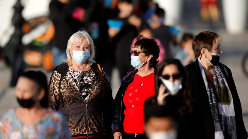 Эпидемиолог заявила, что COVID-19 может стать сезонным заболеванием
