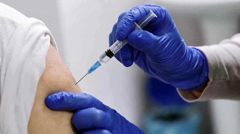 В Москве началась вакцинация добровольцев «Спутником Лайт»