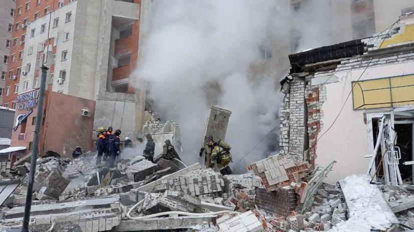 В Нижнем Новгороде рассказали о состоянии спасённой из-под завалов