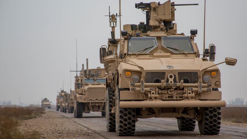 SANA: вертолёты США перебросили боевиков в пустыню в Дейр эз-Зоре