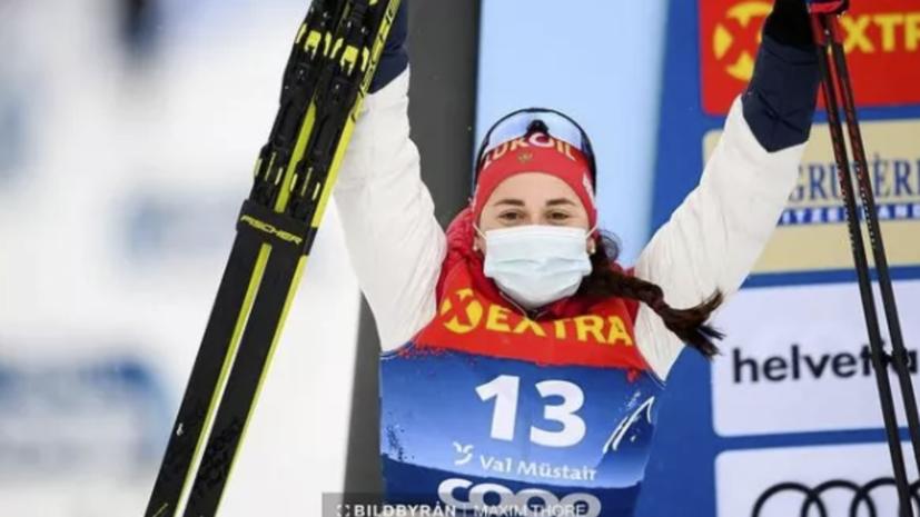 Лыжница Ступак призналась, что она в бешенстве после командного спринта на ЧМ