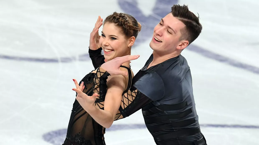 Мишина и Галлямов выиграли финал Кубка России по фигурному катанию