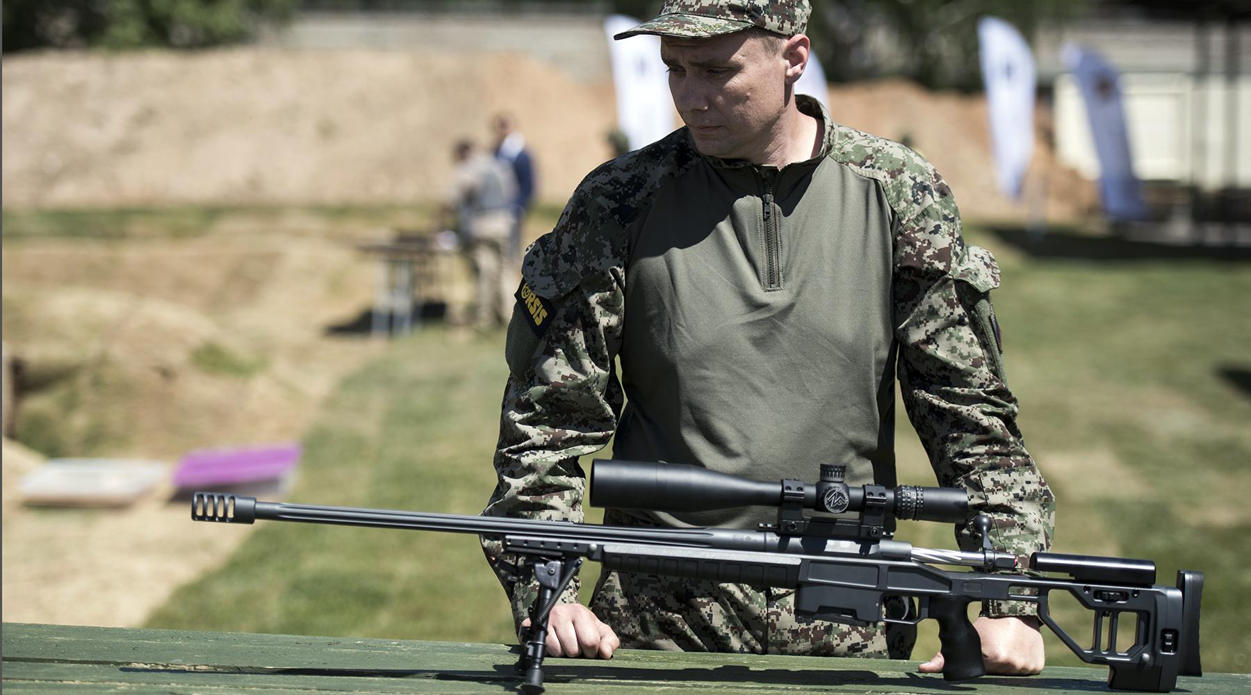 «На десятилетия вперёд»: какие снайперские винтовки могут заменить легендарную СВД2