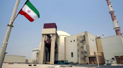 Атомная электростанция Бушер, Иран