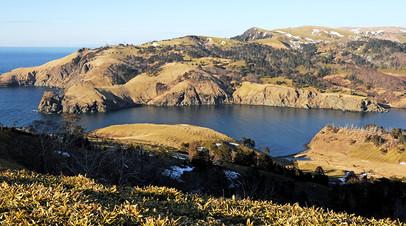 Остров Шикотан Сахалинской области. Самый крупный остров Малой гряды Курильских островов