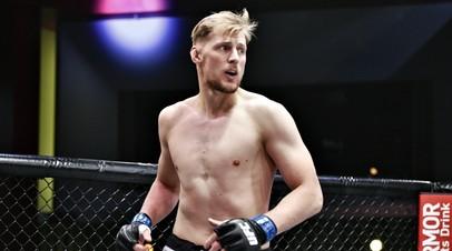 Боец UFC Александр Волков