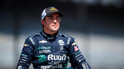 Перелом челюсти и удаление зубов: что известно о состоянии пилота Формулы-1 Алонсо после ДТП в Швейцарии