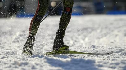 Ившин победил в масс-старте на ЮЧМ по лыжным гонкам