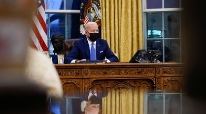 Байден и Нетаньяху провели телефонный разговор