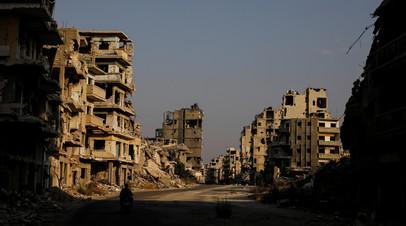 В Сирии нашли крупный схрон ИГ и уничтожили охранявших его боевиков