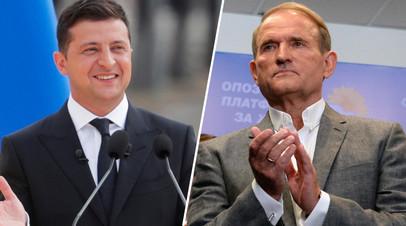 Противоправный абсурд: в России осудили введение СНБО Украины санкций против Медведчука