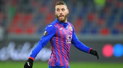 Влашич рассказал о возможном уходе из ЦСКА