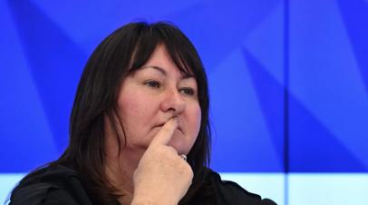 Вяльбе рассказала, как относится к зарубежной критике в адрес сборной России