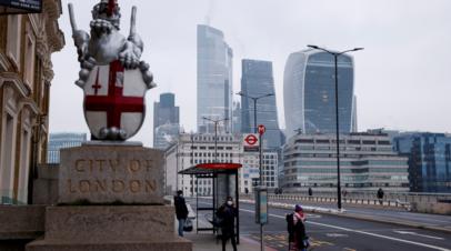 В Великобритании понизили уровень угрозы в связи с коронавирусом