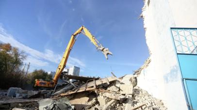 Москва и Подмосковье договорились о сотрудничестве в сфере утилизации строительных отходов