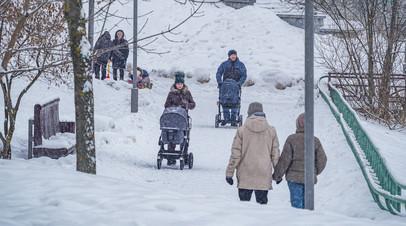 Эксперт рассказал о погоде в марте в Центральной России
