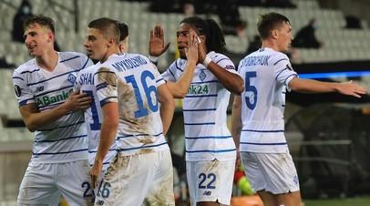 Сенсация в Лестере, семь мячей в Глазго и победы украинских команд: как закончился первый раунд плей-офф Лиги Европы