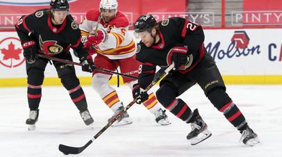 Российские вратари обновили национальный рекорд в нынешнем сезоне НХЛ