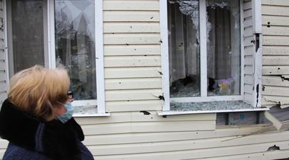 СК возбудил дело по факту ранения в ходе обстрела ВСУ мирного жителя Донецка