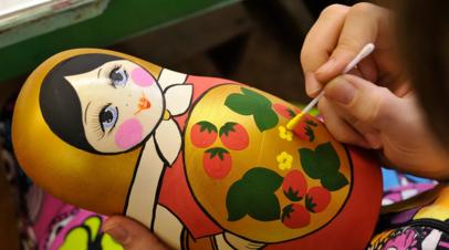 В Москве открывается выставка народных промыслов Подмосковья
