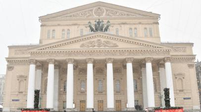 Клаус Гут рассказал об опере «Саломея» в Большом театре