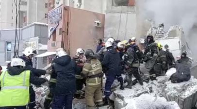 Под завалами взорвавшейся пристройки в Нижнем Новгороде больше не осталось людей