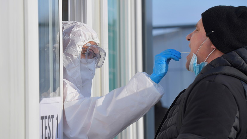 В Германии за сутки выявили более 4 тысяч случаев коронавируса