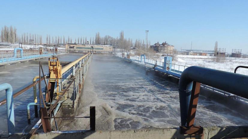 В Воронеже предприятие загрязнило водохранилище