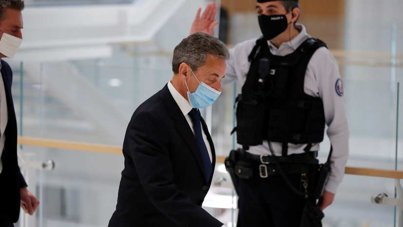 Защита оспорит приговор Саркози