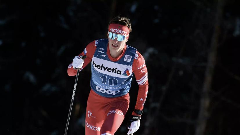 Лыжник Спицов получил перелом руки на тренировке на ЧМ в Оберстдорфе
