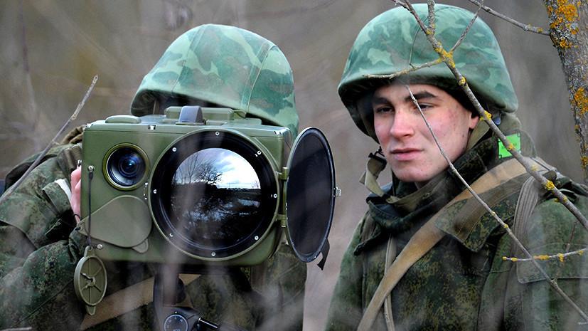 В Калининградской области начался учебный сбор подразделений войсковой разведки Балтфлота