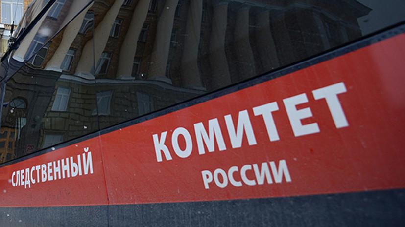В Нижнем Новгороде завели дело по факту гибели пенсионерки после падения вывески