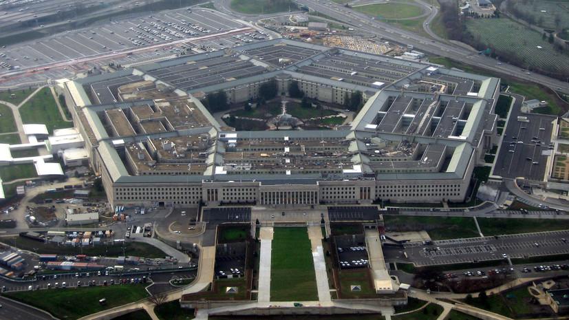 В Пентагоне рассказали о погибшем и раненых после удара по Сирии