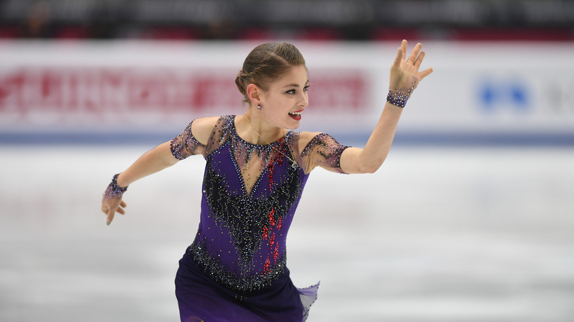 Тарасова считает, что Косторная заслужила место в сборной России на следующий сезон