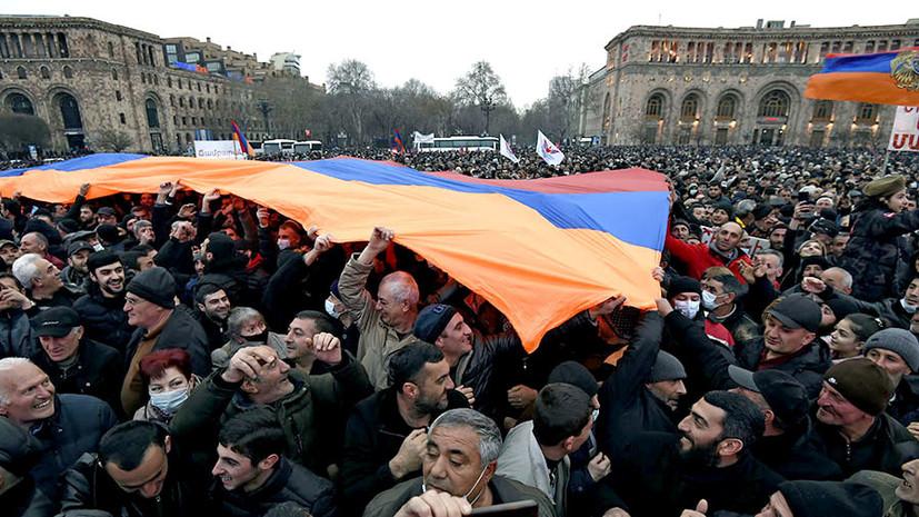 «Пашинян опирается на апатию людей»: политолог Искандарян — о природе нового кризиса власти в Армении