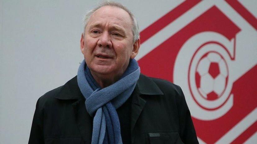 «Спартак» пожелал Олегу Романцеву здоровья после операции на сердце
