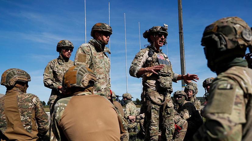 В случае «прогресса»: почему Пентагон увязывает предоставление военной помощи Украине с реформами в оборонной сфере