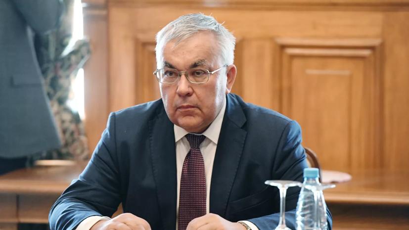Замглавы МИД России провёл переговоры с британским послом