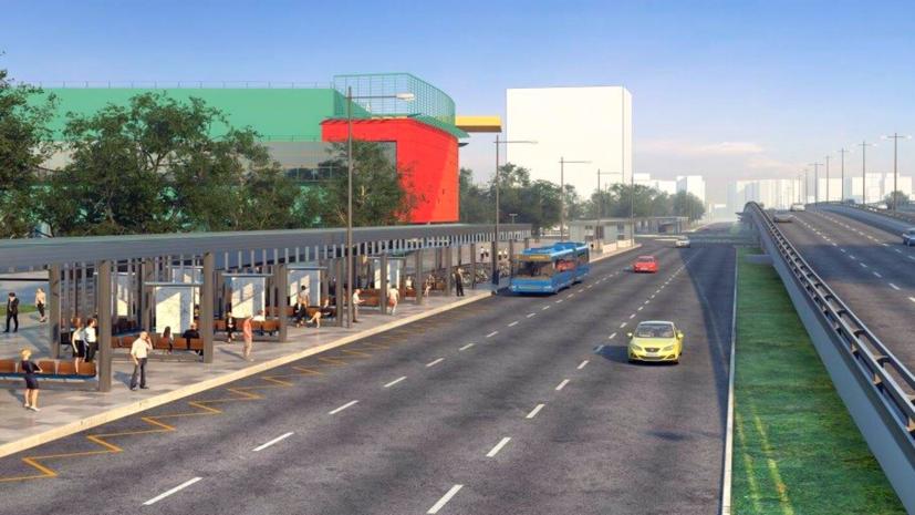 В Обручевском районе Москвы построят ТПУ «Калужская»