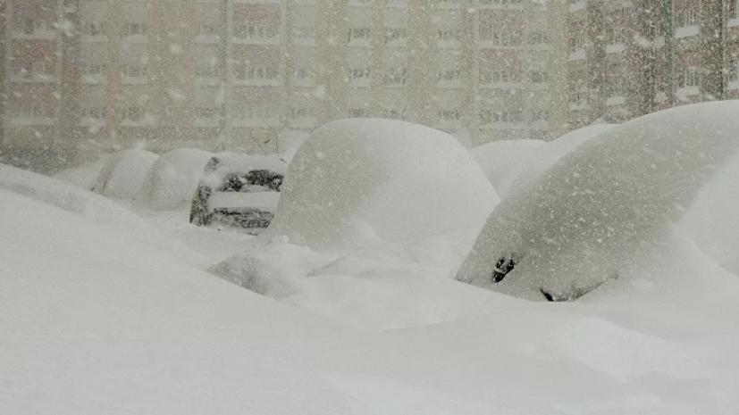 Эксперт прокомментировал аномальные снегопады в Ставропольском крае
