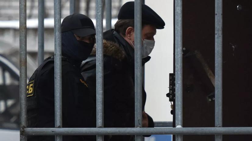 Мэра Томска Кляйна перевели из СИЗО под домашний арест