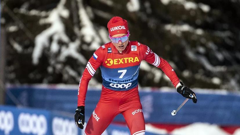 Легков: подбодрил Сорину после индивидуальной гонки на ЧМ по лыжам