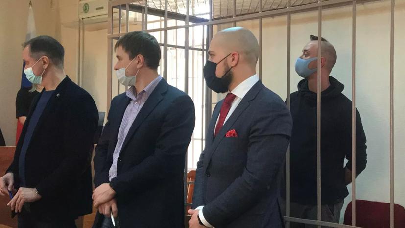 Защита обжаловала продление ареста Сафронова