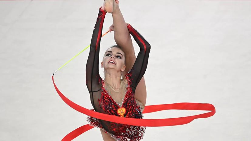 Гимнастка Арина Аверина считает, что Винер-Усманова не разрешит выступать под Моргенштерна