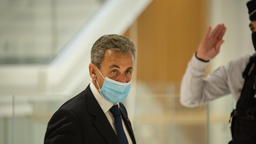 Саркози не исключил обращения в ЕСПЧ из-за приговора