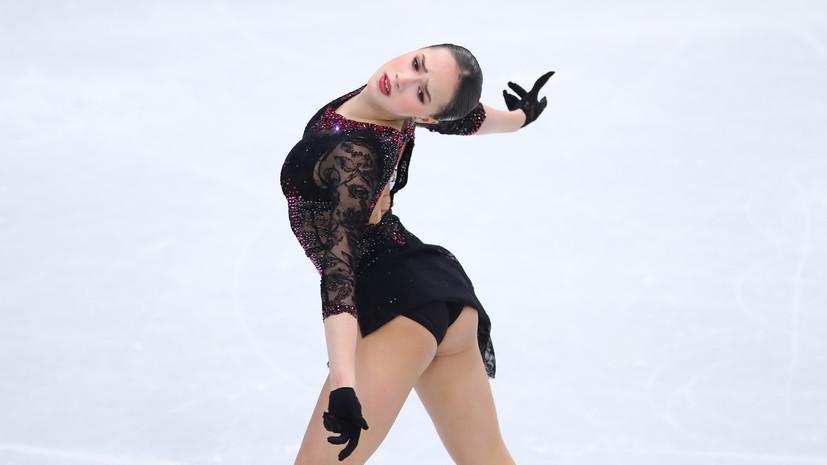 Загитова рассказала, как сдала первую сессию в университете