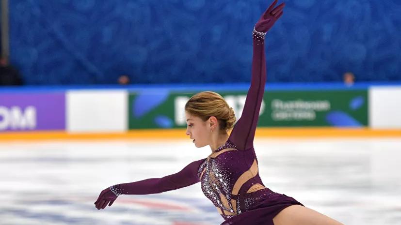 Судья финала КР считает, что Косторная не попадёт на Олимпийские игры