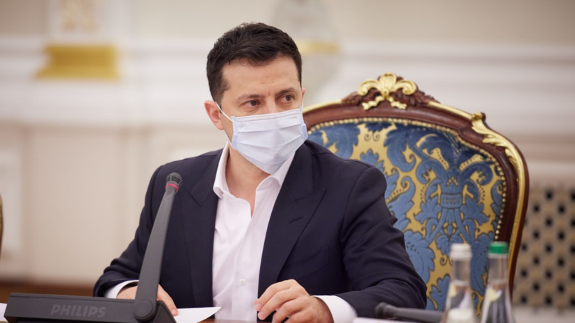 Зеленский прокомментировал отсутствие контактов с Байденом